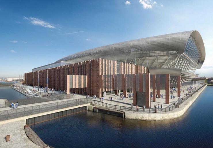 Novi stadion Evertona