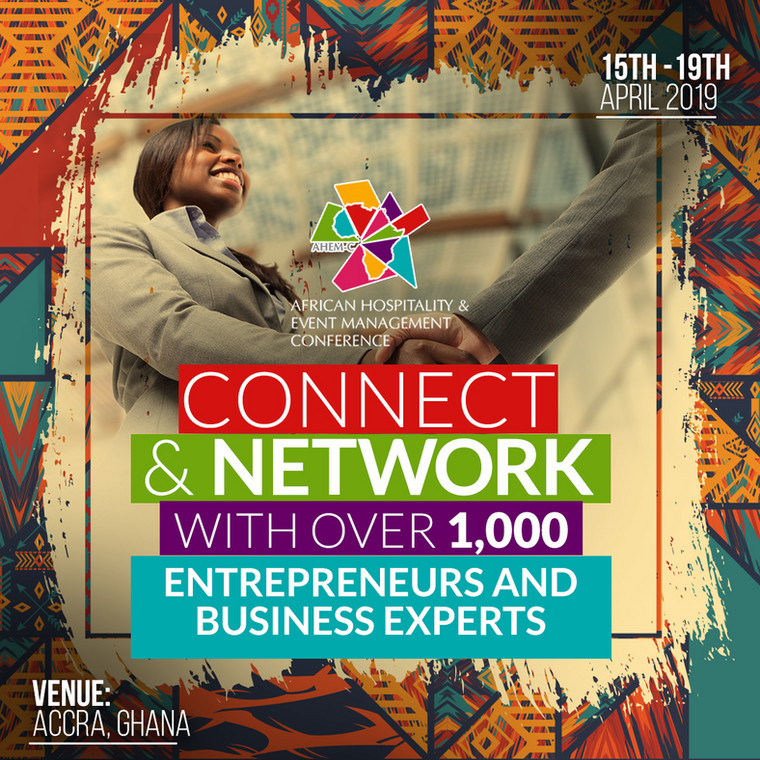 Come, connect and network