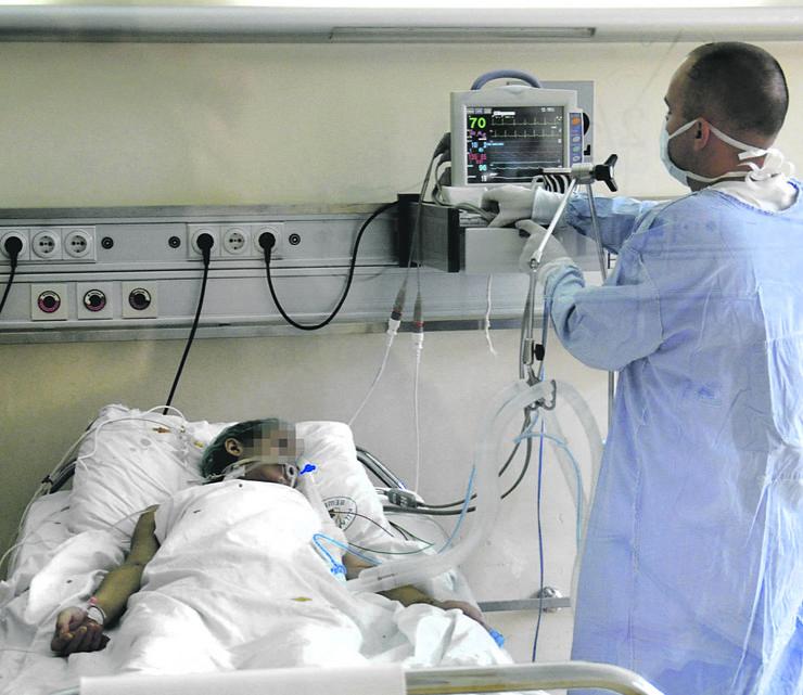 U Užicu još jedan pacijent sa teškim oblikom gripa