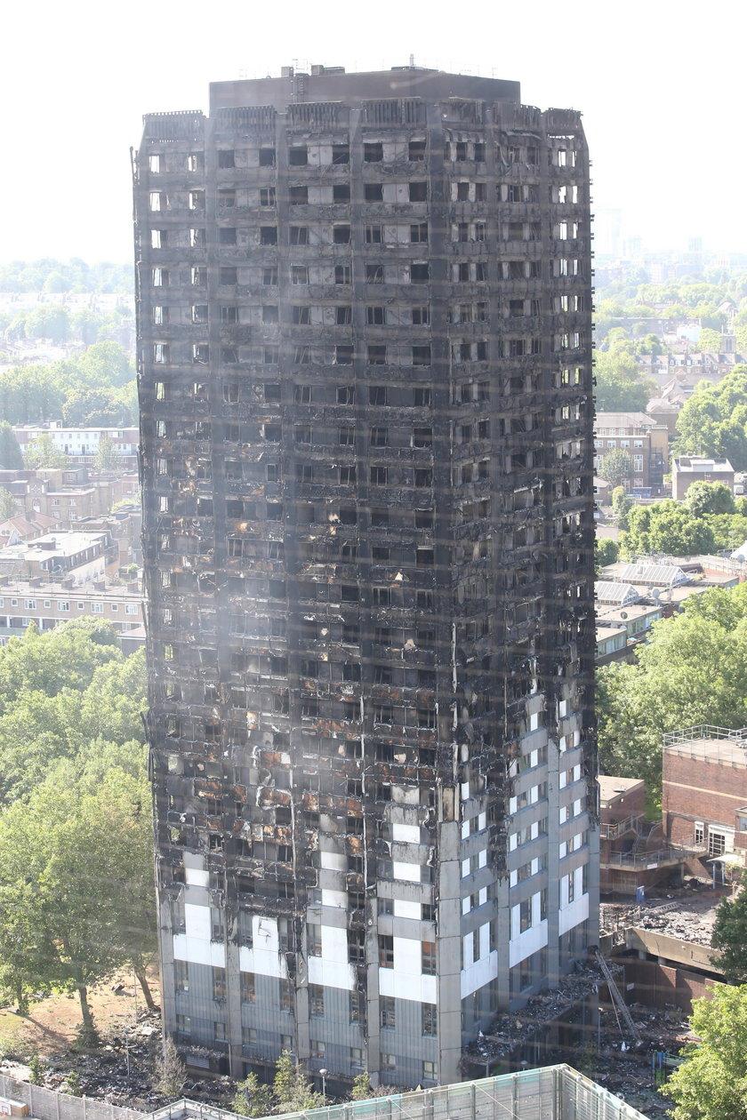 West London fire