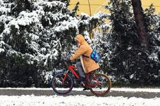 Novi Sad028 sneg u gradu foto Nenad Mihajlovic