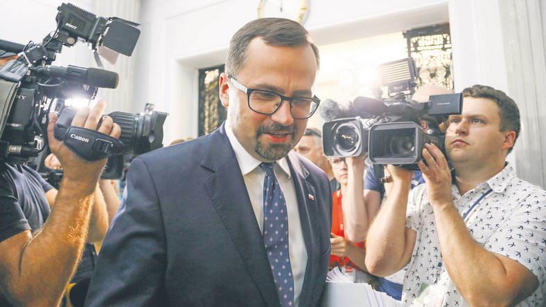 Marcin Horała, poseł Prawa i Sprawiedliwości