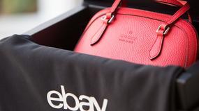 eBay ochroni przed kupnem podrobionej torebki