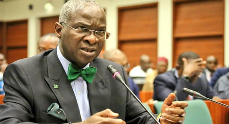 Former Lagos State governor, Babatunde Fashola [360 Dopes]