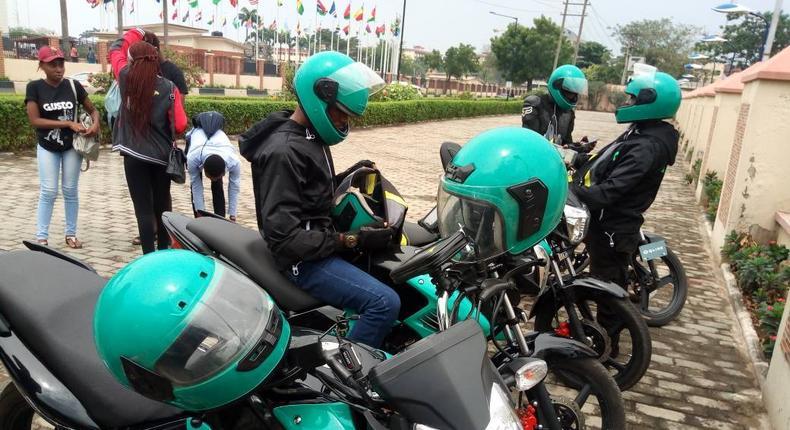 We have registered 1,000 motorcycle riders in Lagos - Gokada
