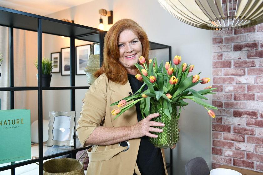 Katarzyna Dowbor lubi pomagać