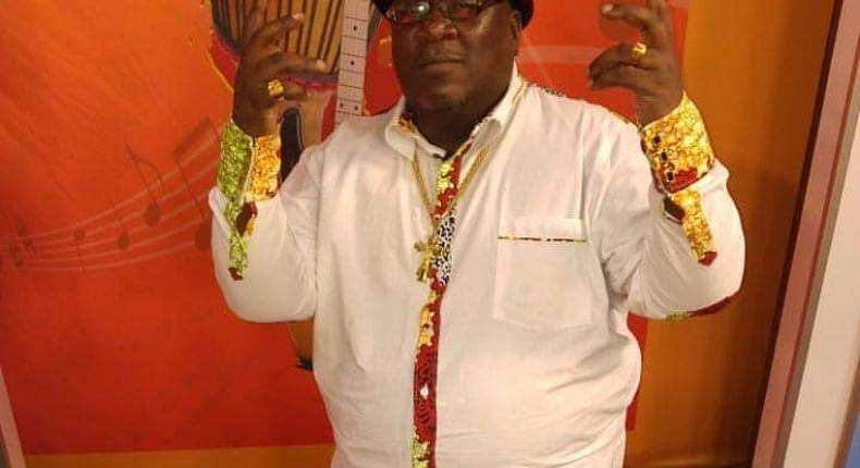 Legendary actor Charles Bukeko alias Papa Shirandula is dead
