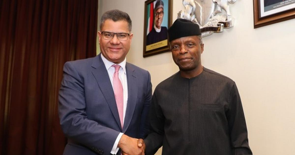 Nigeria can learn from UK's business environment - Osinbajo - Pulse Nigeria