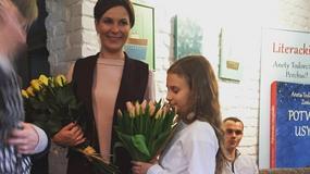 Aneta Todorczuk-Perchuć i jej córka napisały książkę. Kto pojawił się na jej promocji?