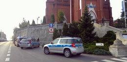 Pękł mur kościoła w Zgierzu