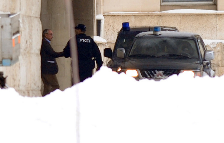 Miroslav Mišković je uhapšen jutros