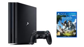 PlayStation 4 Pro i Horizon: Zero Dawn za 1769 złotych
