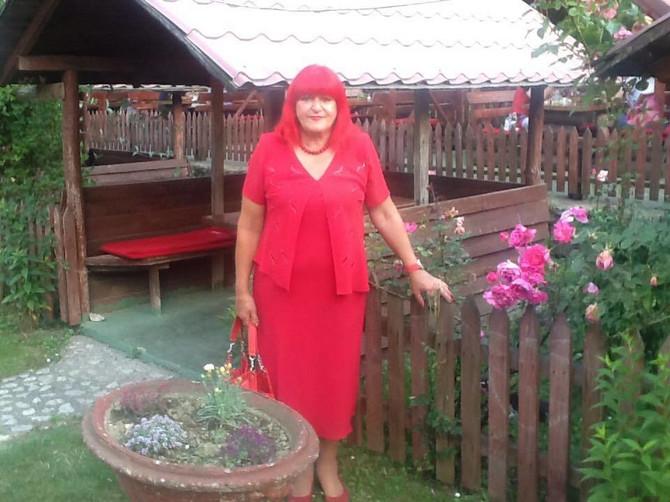 Zorica Rebernik, Crvena Zorica