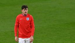England defender Harry Maguire Creator: FACUNDO ARRIZABALAGA