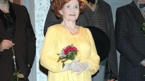 Barbara Krafftówna w świetnej formie