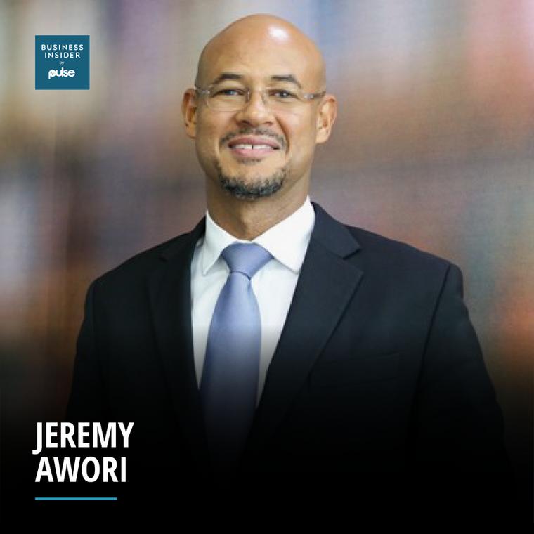 BBK Chief Executive Officer Jeremy Awori
