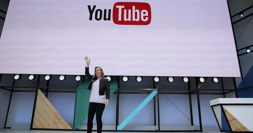 Susan Wojcicki, CEO YouTube'a