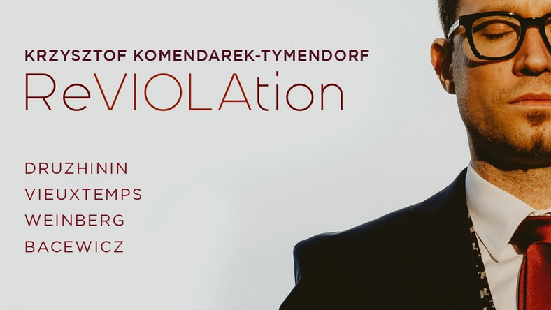 """Album """"ReViolation"""""""