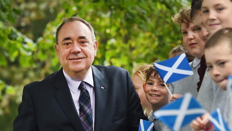 """Lider secesjonistów ogłasza porażkę. """"Wzywam wsystkich Szkotów do..."""""""