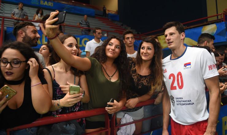 Odbojkaška reprezentacija Srbije, Odbojkaška reprezentacija SAD