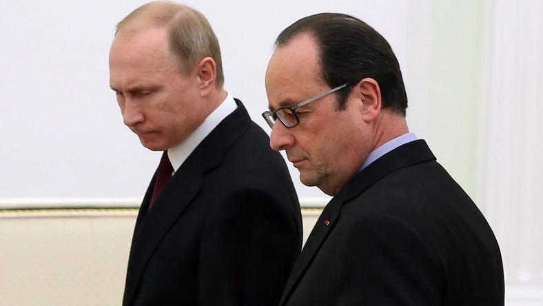 Hollande: To ostatnia chwila na uniknięcie wojny