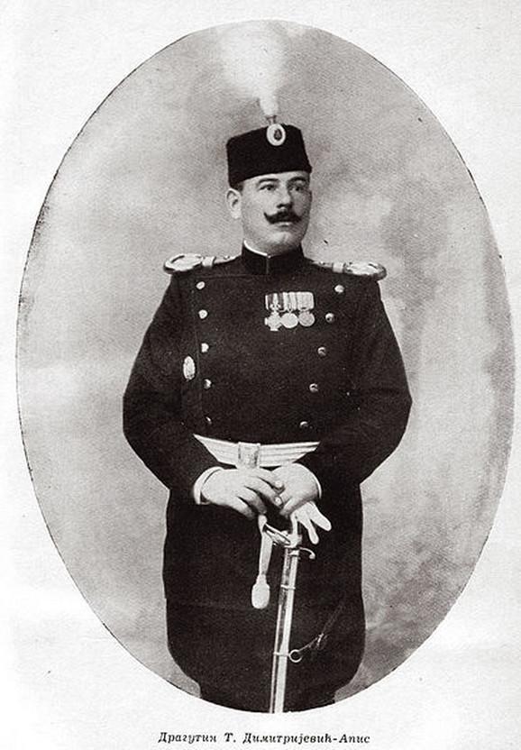 Dimitrijević je streljan sa još dvojicom oficira u junu 1917.