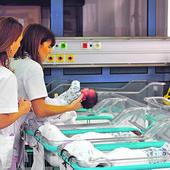 Sofija iz Novog Sada rođena je sa skoro ŠEST KILOGRAMA, ali to nije jedina stvar zbog koje će je u porodilištu još DUGO PAMTITI (FOTO)