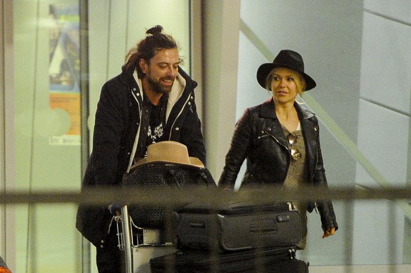 Doda i Emil Haidar wracają z wakacji