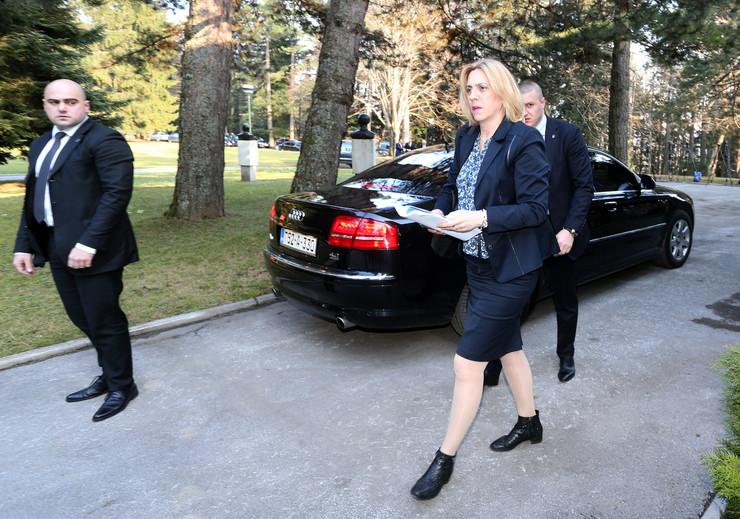 Zeljka Cvijanovic premijerka RS