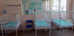 Szpitale nie przyjmują chorych!