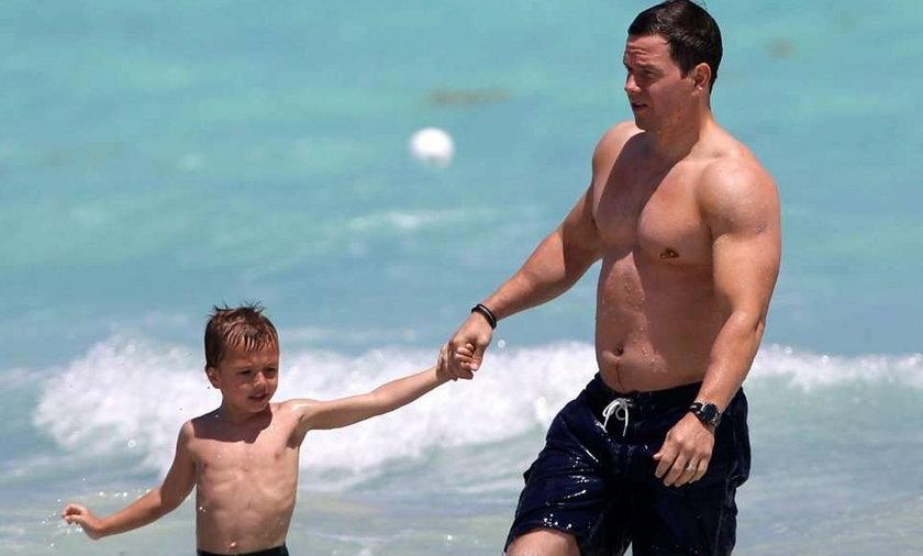Wahlberg wśród morskich fal