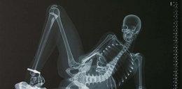 Seks na zdjęciach rentgenowskich! Szokujące?