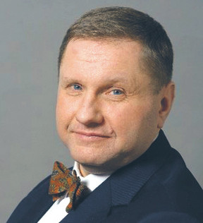 Konstantin Eggiert, rosyjski publicysta związany z telewizją Dożd i rosyjskojęzyczną wersją Deutsche Welle