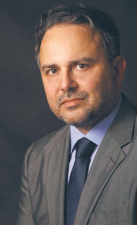Płk Grzegorz Małecki, były szef Agencji Wywiadu  fot. nateriały prasowe