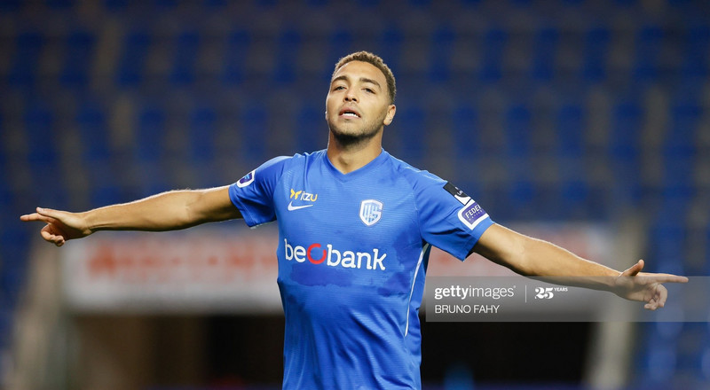 Cyriel Dessers sends a message to Gernot Rohr with a goal after being left out of Super Eagles squad