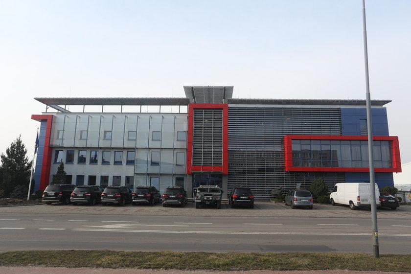 Siedziba Drutex SA.