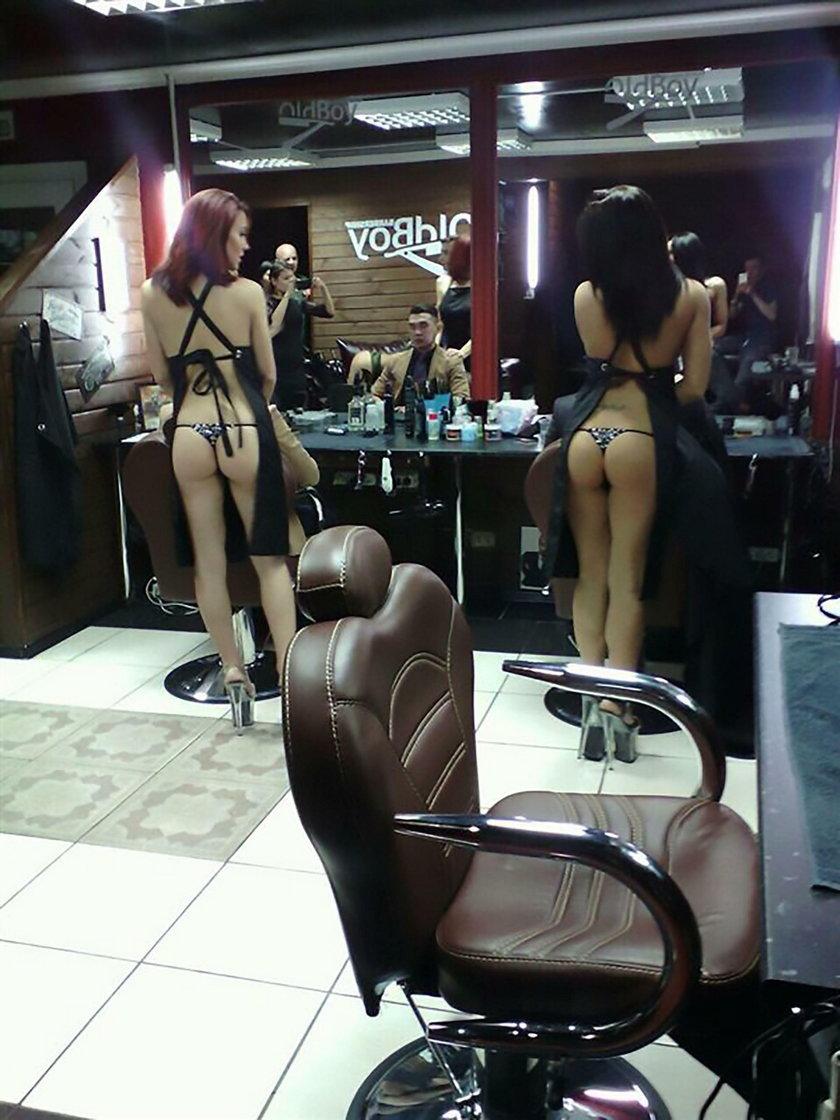 Wyjątkowy zakład fryzjerski