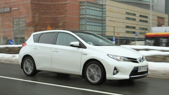 Czy warto kupować hybrydowe auto? Test Toyoty Auris Hybrid