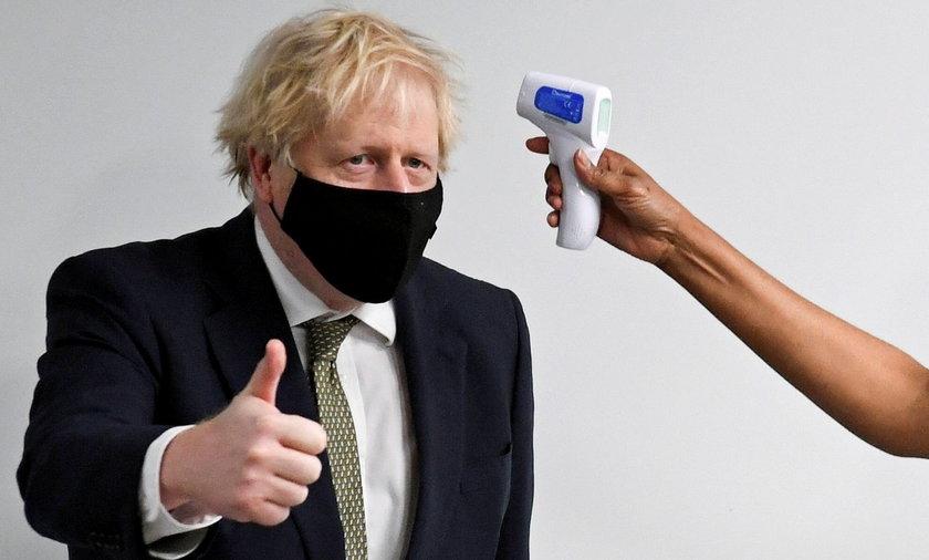 Premier Wielkiej Brytanii Boris Johnson ogłosił kolejny lockdown w kraju.