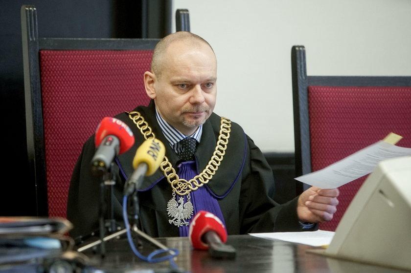 Sędzia Grzegorz Kubanek