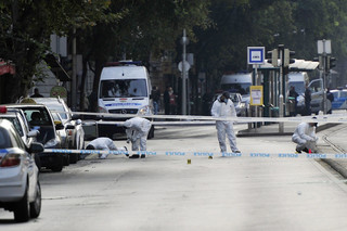 Celem zamachu w Budapeszcie byli policjanci
