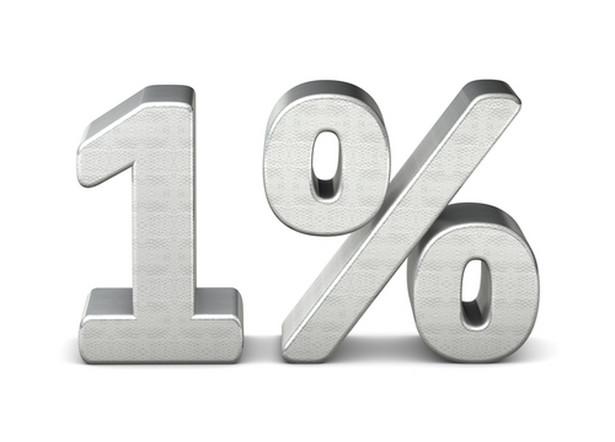 Statystyki Ministerstwa Finansów dowodzą, że z roku na rok coraz więcej podatników przekazuje 1 procent podatku na rzecz organizacji pożytku publicznego
