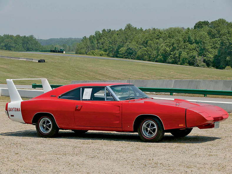 1969 r. Dodge Charger Daytona