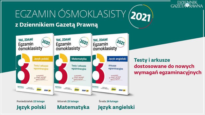 Egzamin ósmoklasisty 2021