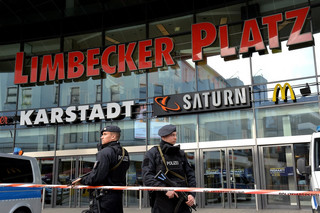 Niemcy: Centrum handlowe w Essen zamknięte w związku z groźbą zamachu