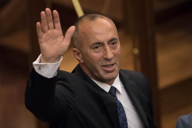 Kosovo Ramuš Haradinaj premijer