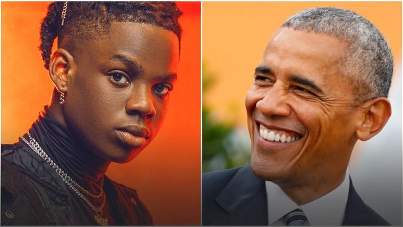 Obama's 2019 Summer playlist has Mavins poster boy, Rema popping up with 'Iron Man'. [pitchfork/The Atlantic]