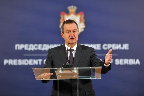 Dačić: Promena Ustava do polovine februara