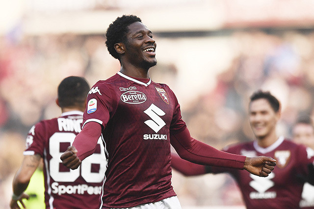 Ola Aina got the winner for Torino onver the weekend [Torino]