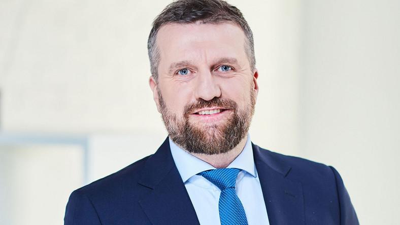 Wojciech Głażewski, Country Manager Check Point